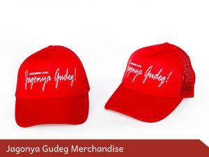 Topi Jagonya Gudeg Merchandise
