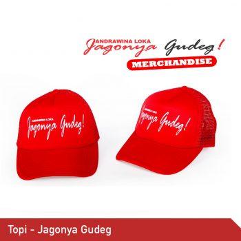 Topi Jagonya Gudeg EDIT UP